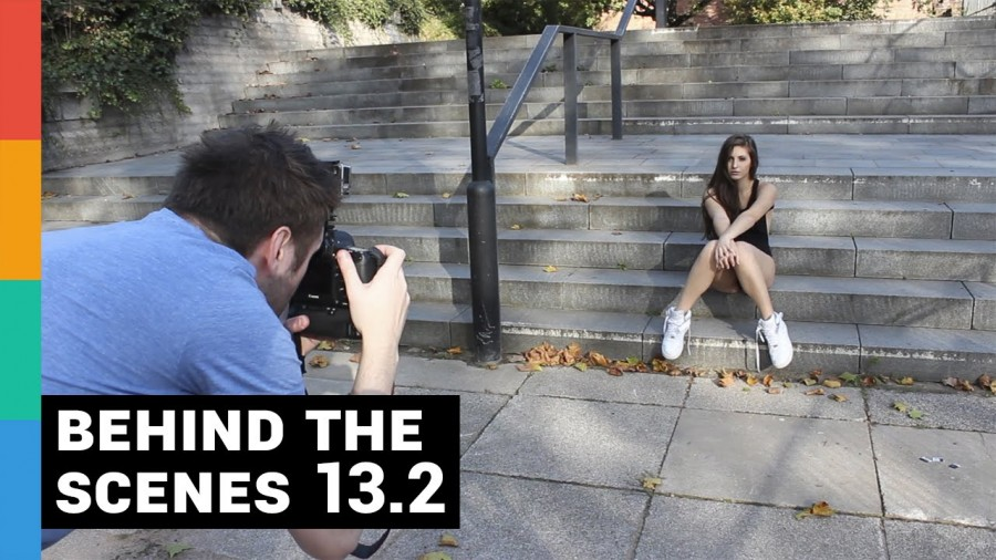 Behind The Scenes 13 Teil 2 - Oktober 2014