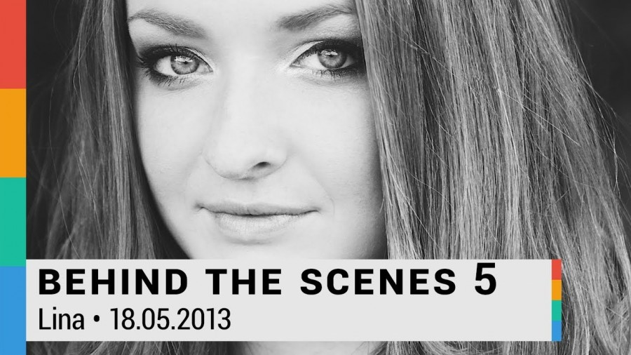 Behind The Scenes 5: Foto-Shooting mit Lina