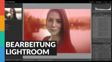 Lightroom Portrait Bearbeitung + RAW Download