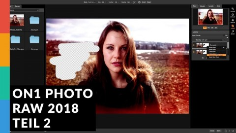 On1 Photo RAW 2018 First Look - Teil 2